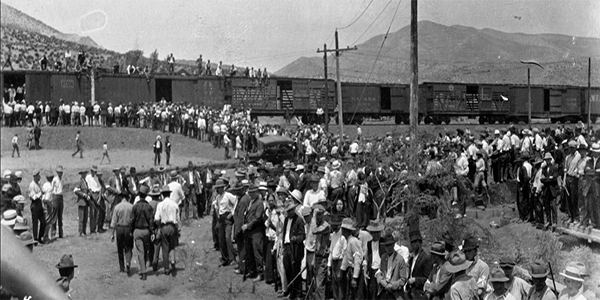 image of Bisbee Deportation