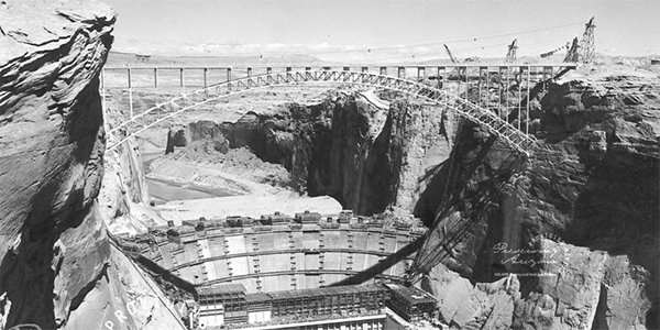 Glen Canyon Dam image