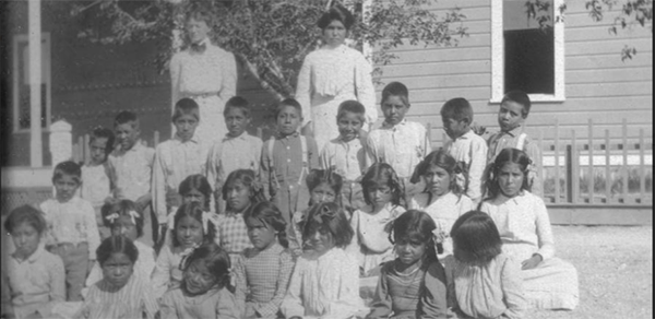 image of Residential Indian Schools