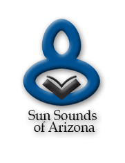image of Sun Sounds logo