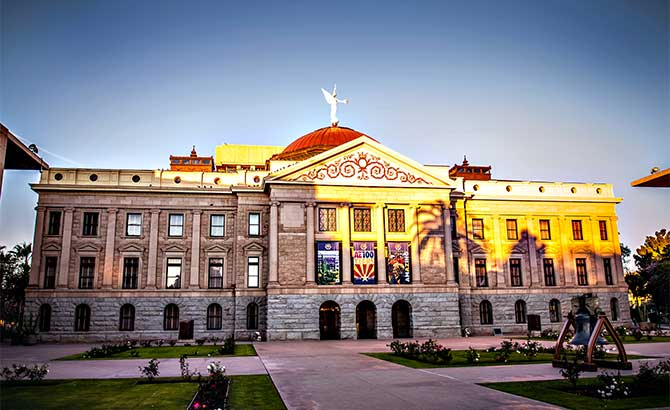 State Capitol photo