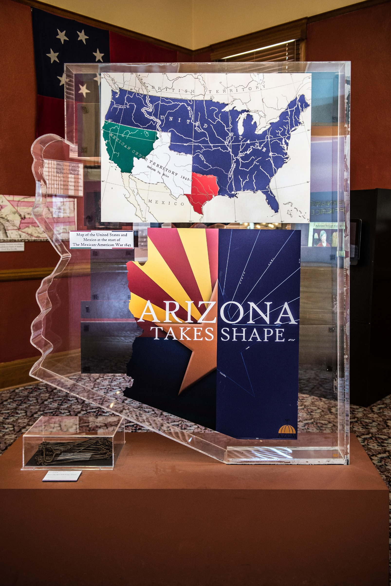 Arizona Takes Shape Image