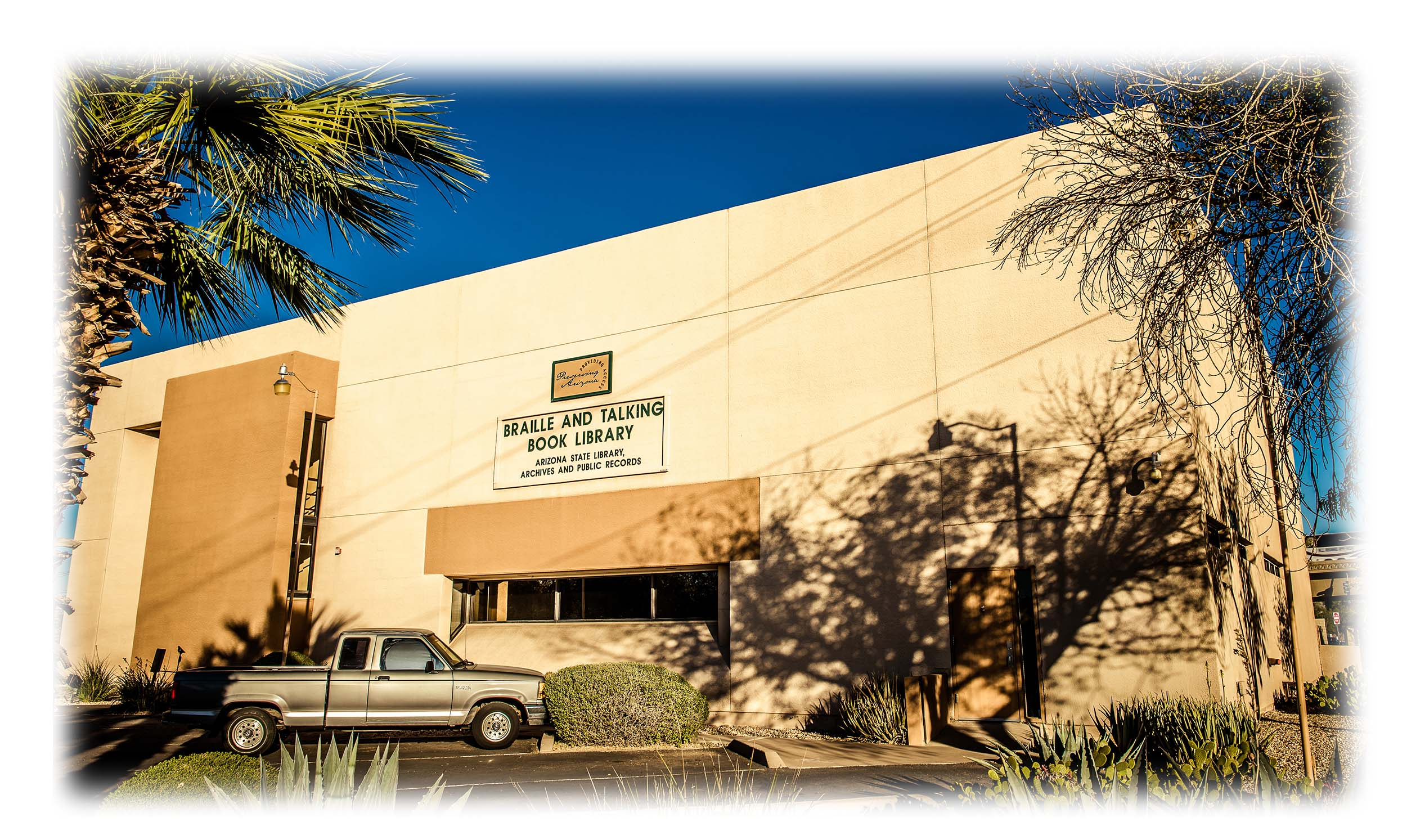 Photo of Arizona Talking Books Library