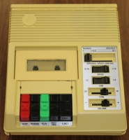 Photo of cassette player
