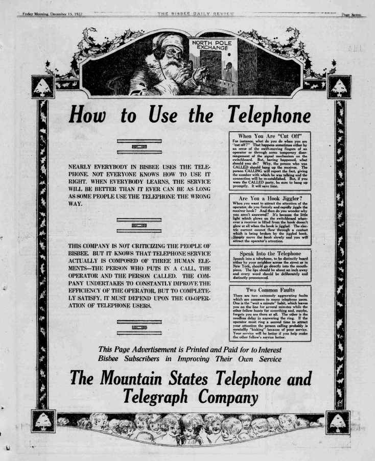 How to use the phone