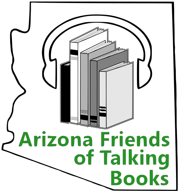 Friends of Arizona Talking Books Logo