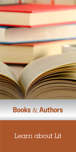 Books & Authors icon image