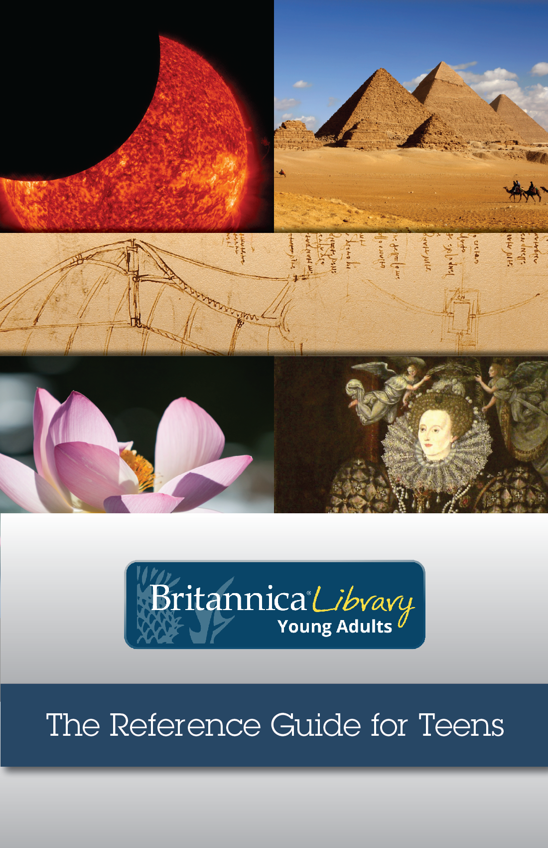 Britannica Library for teens icon image