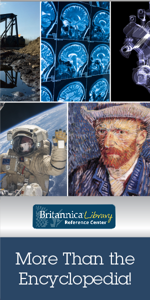 Britannica Library for young adults icon image