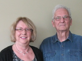 Dana and Norm Tramba, participants in Mesa Public Library's Ageless Wonders program