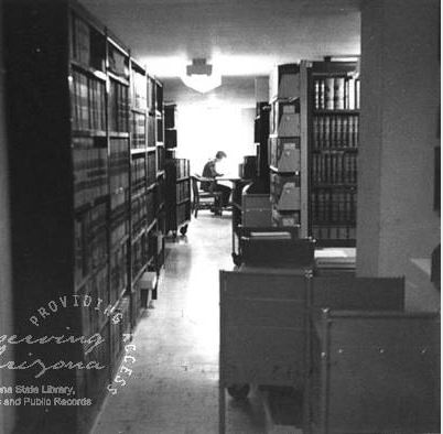 Image of Book Stacks
