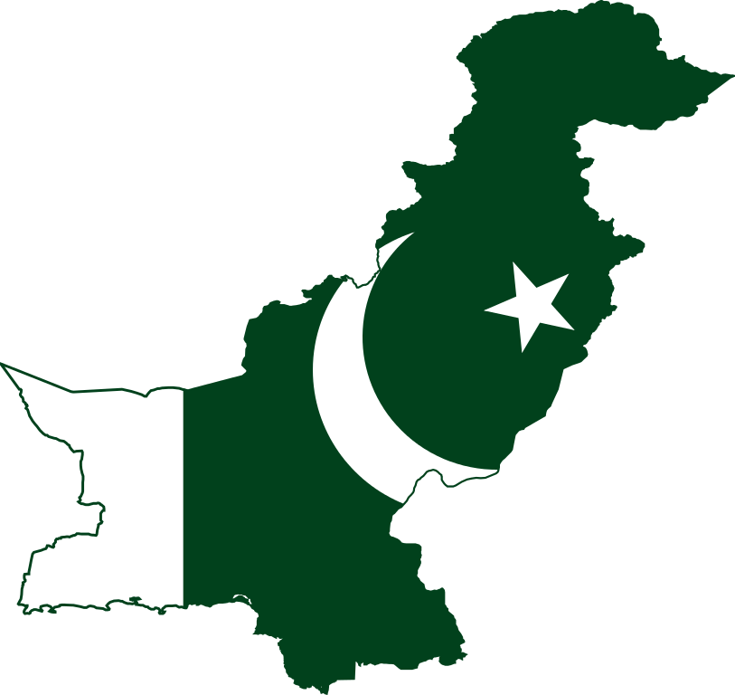 graphic of pakistan