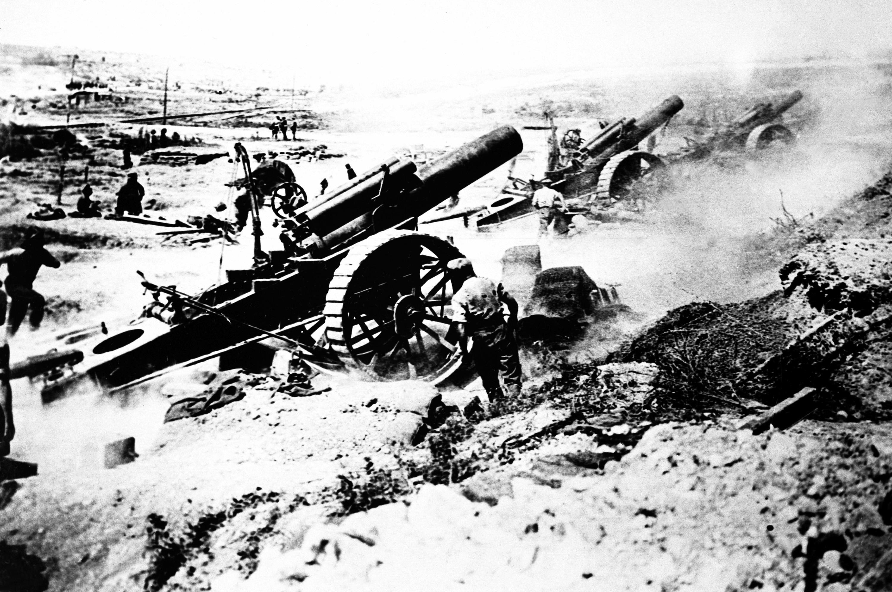 graphic of wwi picture